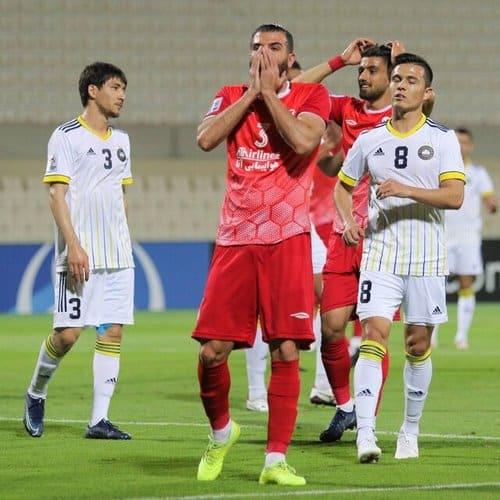 آنالیز فوتبال تیم پاختاکور ازبکستان