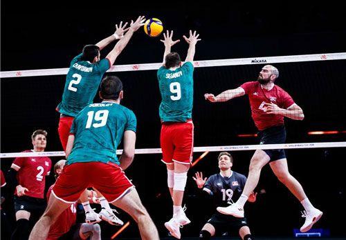 فرم پیش بینی بازی والیبال آرژانتین _ ایران المپیک 2021 ریو