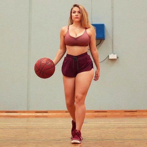 بیوگرافی جم ولفی Jem Wolfie جذا بترین بازیکن زن بسکتبال دنیا